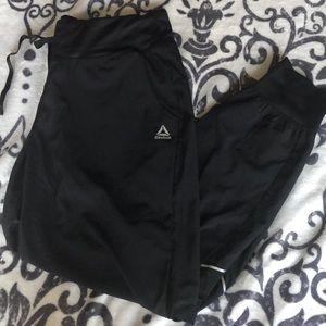 Reebok medium windbreaker pants